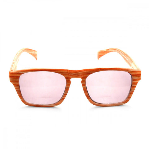 Wood Print 1.75 Power Reader Glasses