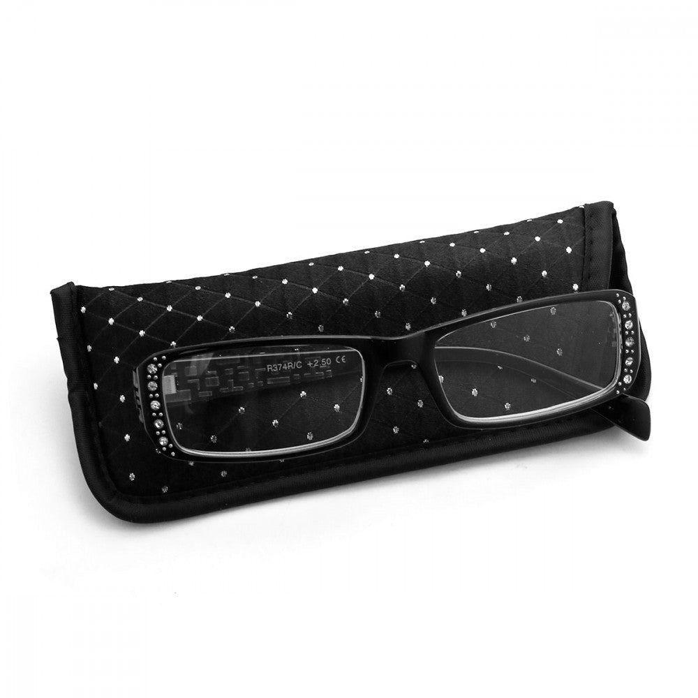 Sparkled 2.25 Power Reader Glasses