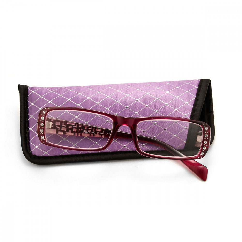 Sparkled 2.50 Power Reader Glasses