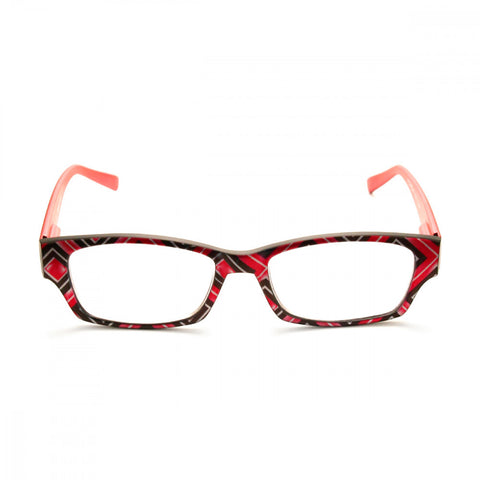 Square Patterned 1.75 Power Reader Glasses