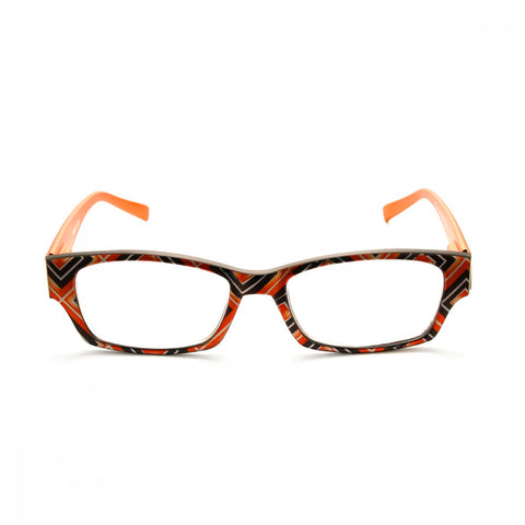 Square Patterned 2.75 Power Reader Glasses
