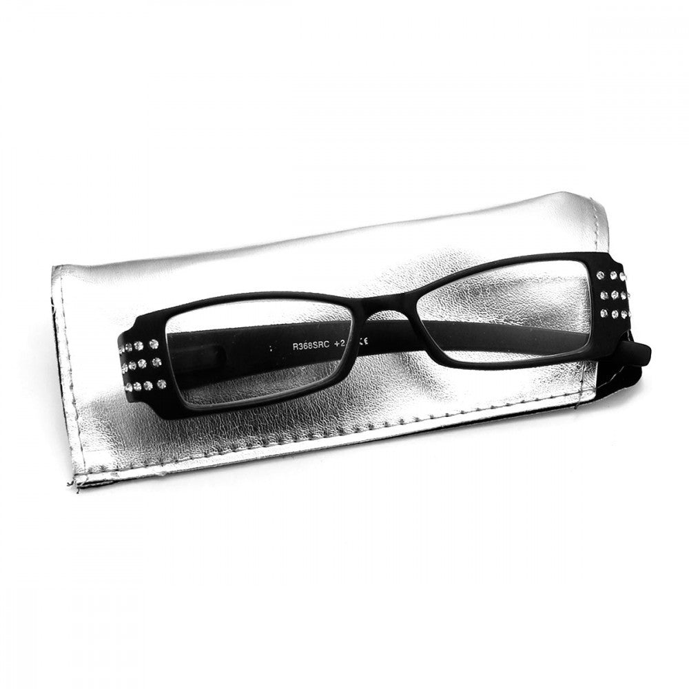 9244d99879 Sparkle Petite 1.75 Power Reader Glasses – InspiredShades