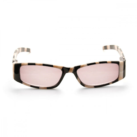 Stripped Patterned 1.00 Power Reader Glasses