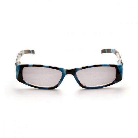 Stripped Patterned 1.25 Power Reader Glasses