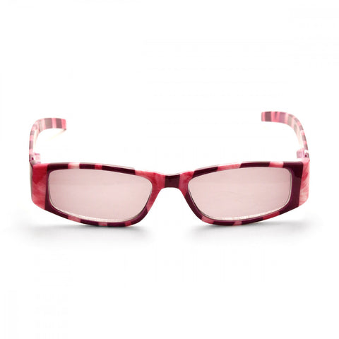 Stripped Patterned 2.00 Power Reader Glasses