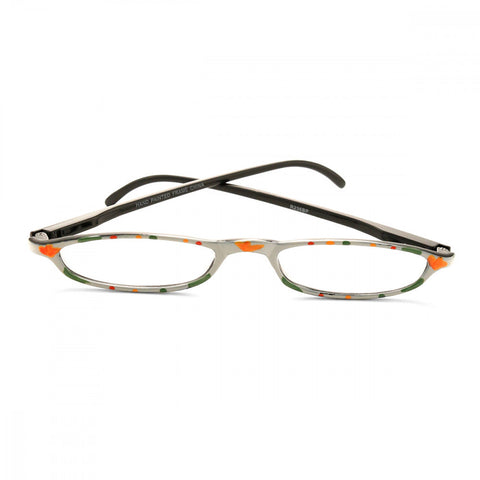 Thin Flowered 1.75 Power Reader Glasses