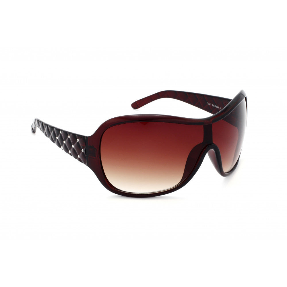 Samantha Shield Sunglasses