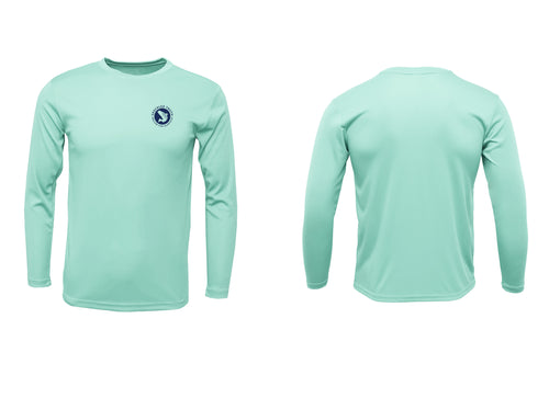 Speckled Truth Seafoam Long Sleeve Dri-fit
