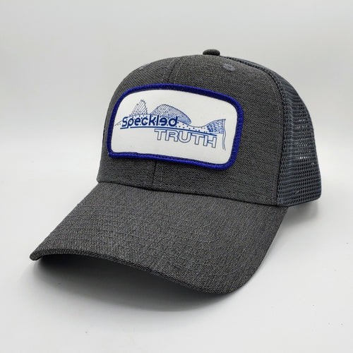 Speckled Truth Trucker (Charcoal)