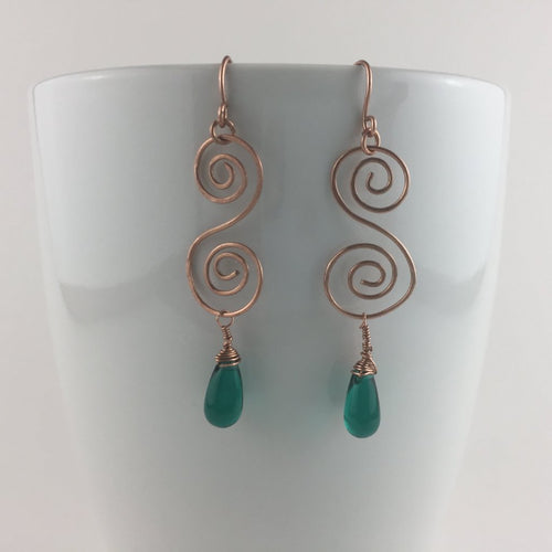 Kueka Earrings