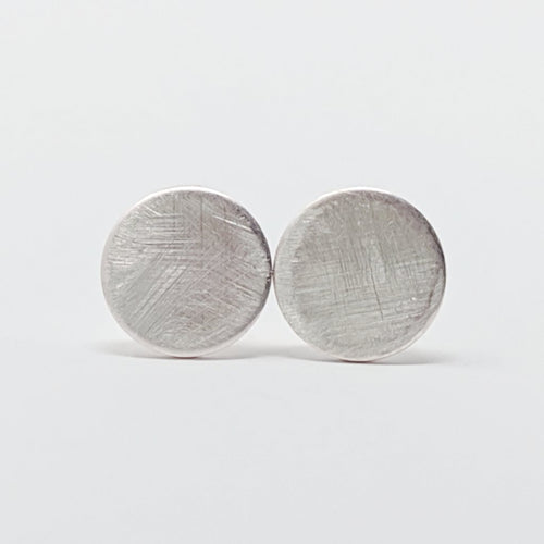 Adrienne Circle Earrings