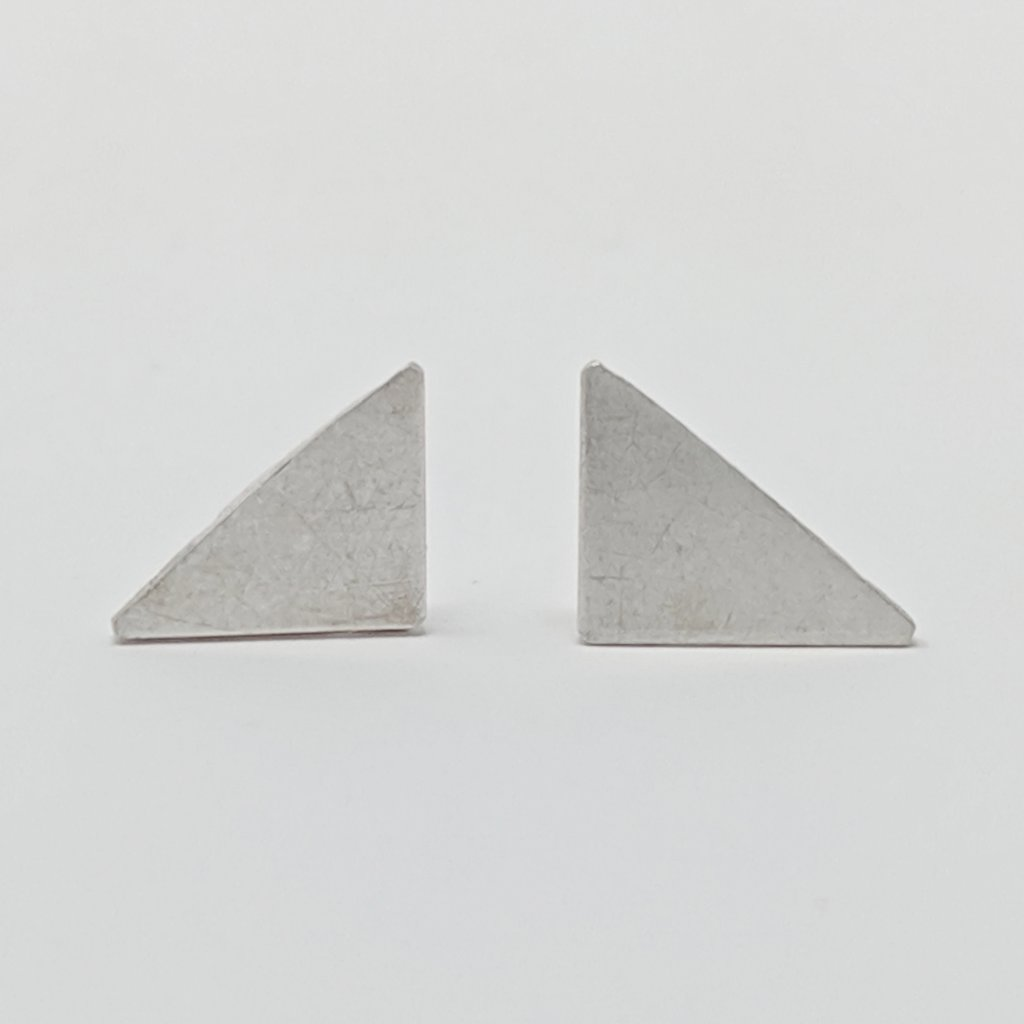 Adrienne Triangle Earrings
