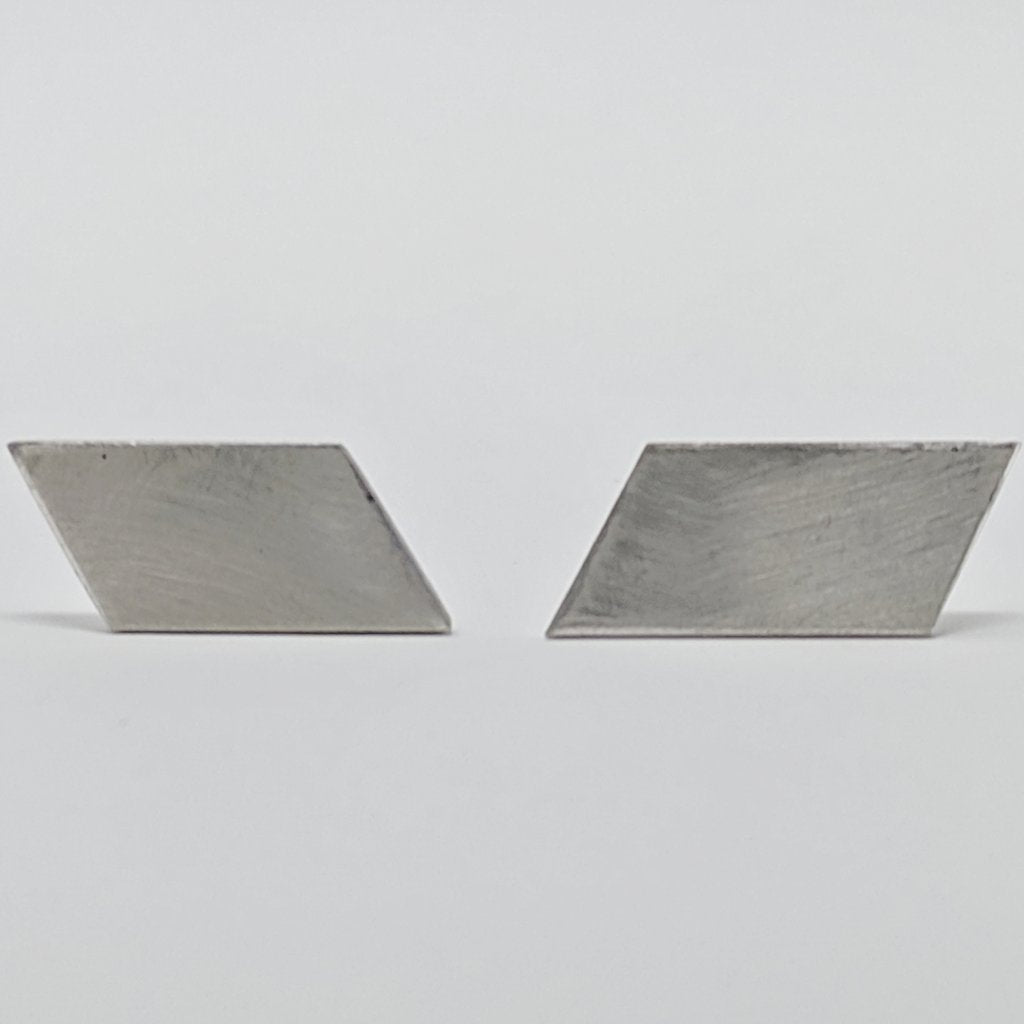 Adrienne Parallelogram Earrings