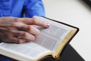 Steps to Developing A Bible Reading Plan
