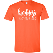 Load image into Gallery viewer, Kindness is Contagious T-Shirt