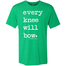 Load image into Gallery viewer, Every Knee Will Bow T-Shirt
