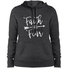 Load image into Gallery viewer, Womens Faith Over Fear Hoodie