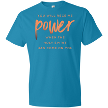 Load image into Gallery viewer, You Will Receive Power T-Shirt