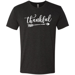 Thankful Mens T-Shirt