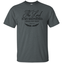 Load image into Gallery viewer, The Lord is My Shepherd T-Shirt