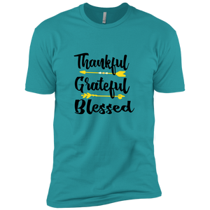Thankful Grateful Blessed T-Shirt