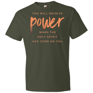 You Will Receive Power T-Shirt