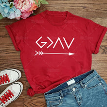 Load image into Gallery viewer, God Is Greater Than The High and The Lows T-Shirt