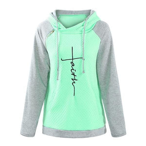 Faith Hoodie Two-Tone