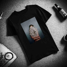 Load image into Gallery viewer, Artistic Surreal Flower T-Shirt