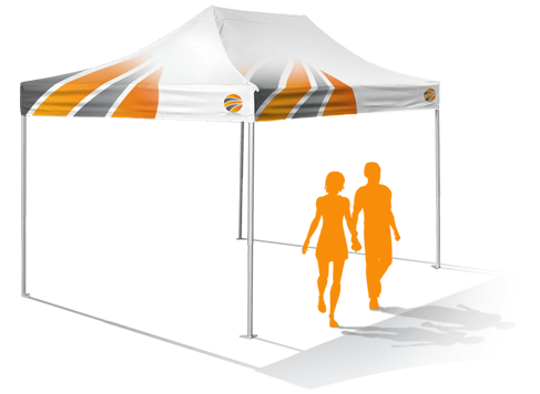 10x15 Tent, Canopy