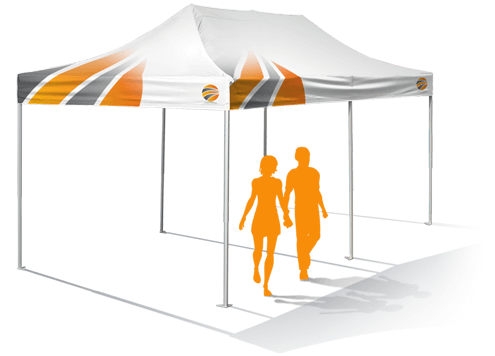 10x20 Tent, Canopy