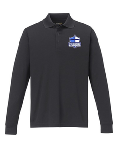 Cumberland Christian - Mens Long Sleeve Polo
