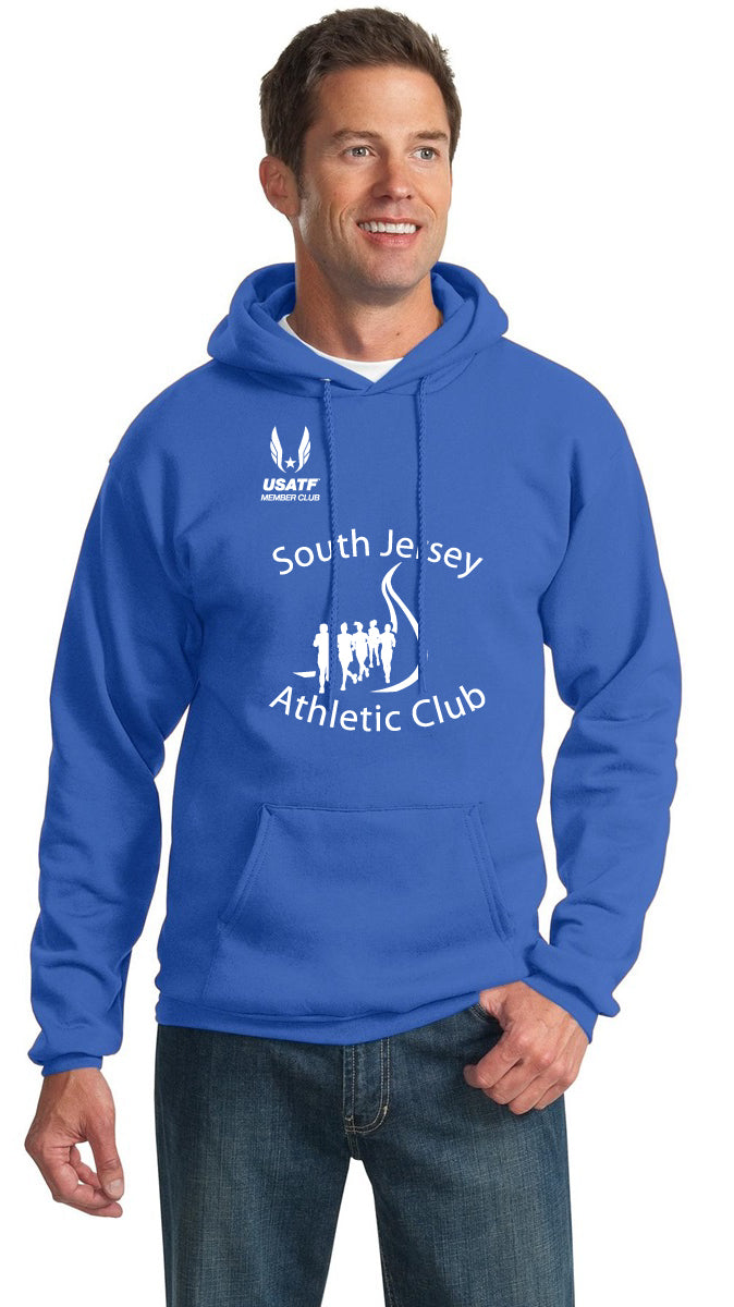 SJAC - Essential Fleece Pullover Hooded Sweatshirt