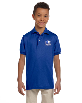 Cumberland Christian - Youth Short Sleeve Polo