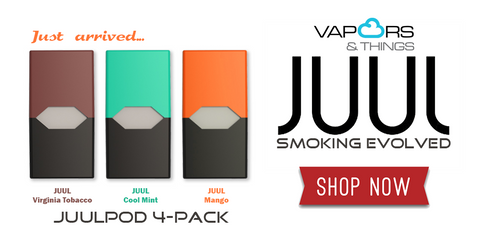 juul pods just arrived shop now