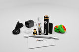 vaporsandthings.com:Xenon 2-in-1 Portable Vape Pen Black