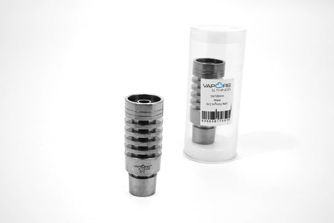 vaporsandthings.com:Domeless Male Grade 2 Titanium Nail