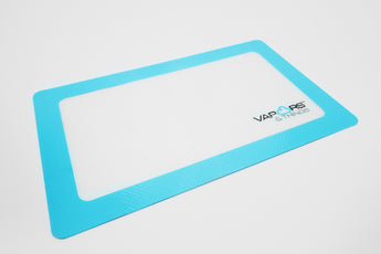 "vaporsandthings.com:10.2"" x 6.3"" Vapors & Things Medium Silicone Mat"