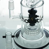 vaporsandthings.com:Holistic fixed barrel perc. sidecar mouthpiece bubbler