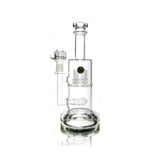 vaporsandthings.com:11.5 Inch Holistic Tube With Dual Multi-Showerhead Perc System.