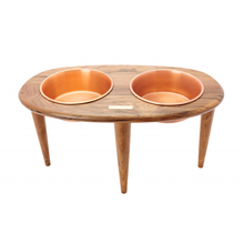 IVAN MID-CENTURY DOG DINING TABLE
