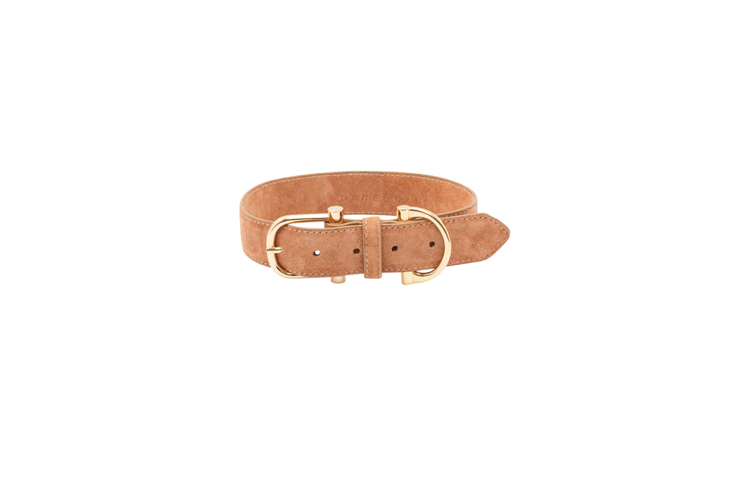 TOWN SUEDE COLLAR - MORE COLORS AVAILABLE