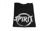 Crew Neck Spirit Graphics Tee