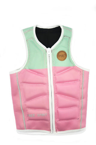 END OF SEASON SALE UK ONLY Womens Free Spirit Impact Vest 60% OFF RRP£78