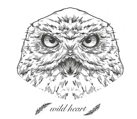 Limited Edition Wild Heart T-shirt