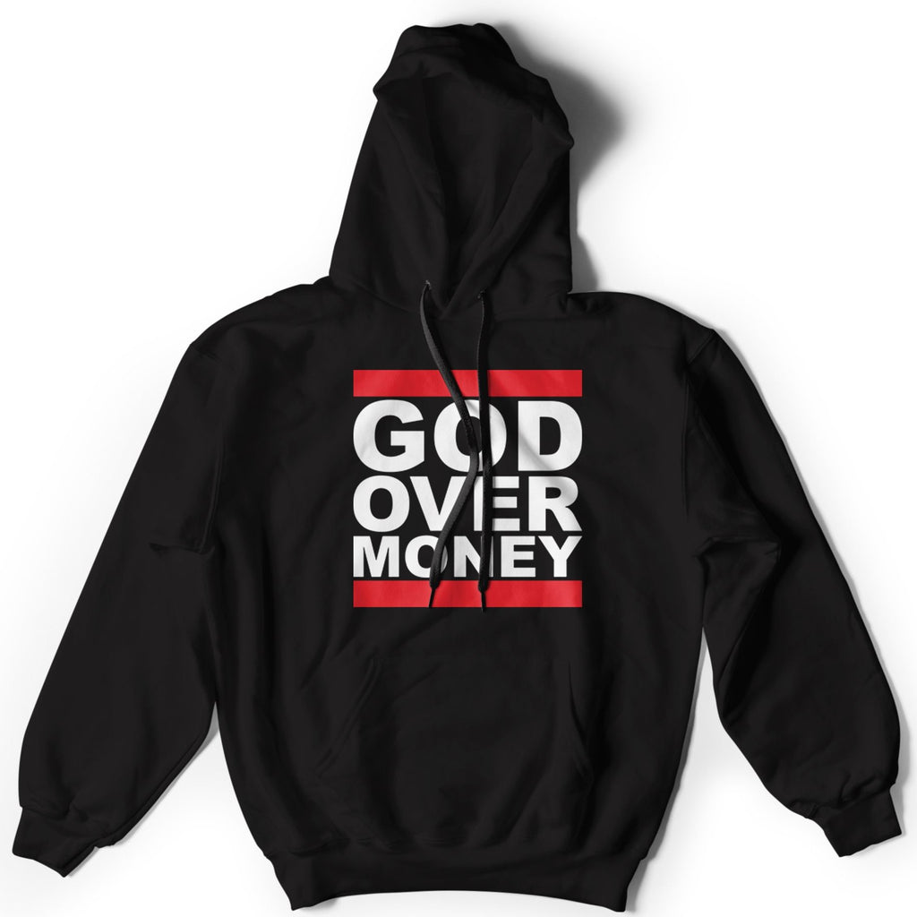 God Over Money Hoodie (Black)