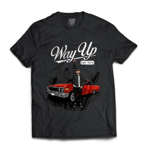 Way Up Biz Tee