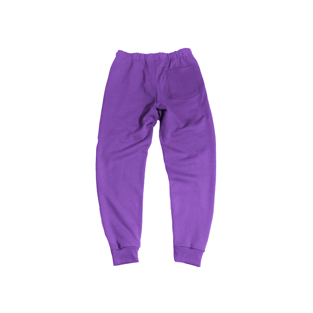 Basics Joggers - Purple