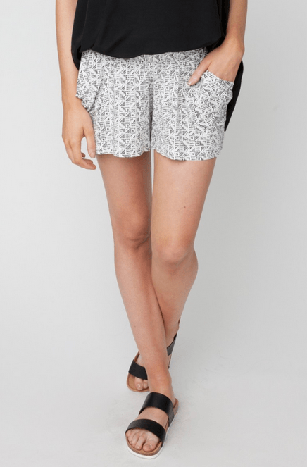Plantation Flowy Short