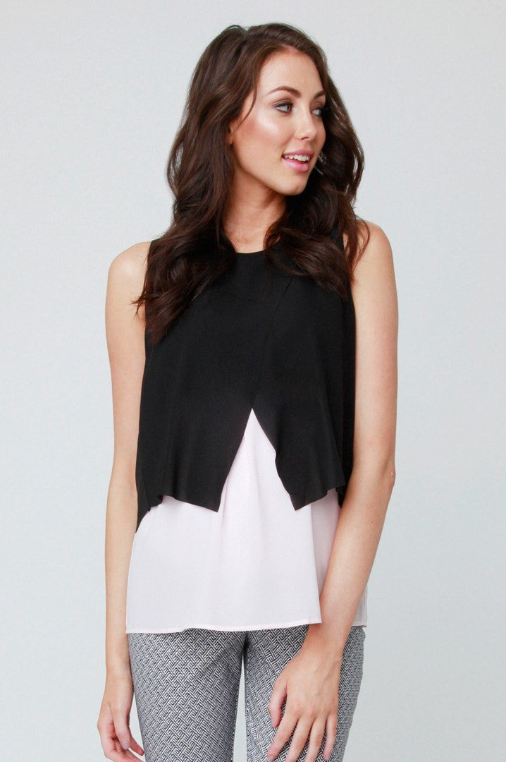 Crossover Nursing Blouse